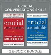 Crucial Conversations Skills (EBOOK BUNDLE)