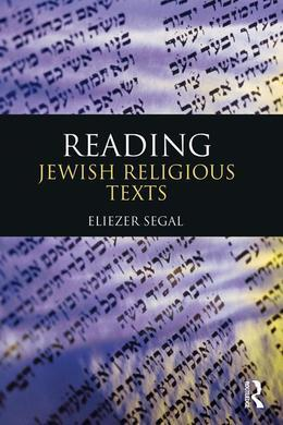 Reading Jewish Religious Texts