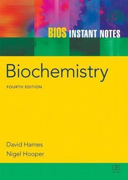 BIOS Instant Notes in Biochemistry