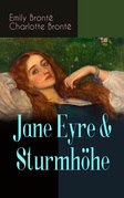Jane Eyre & Sturmhöhe (Vollständige deutsche Ausgaben)