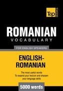 T&p English-Romanian Vocabulary 5000 Words