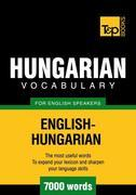 T&p English-Hungarian Vocabulary 7000 Words