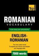 T&p English-Romanian Vocabulary 7000 Words