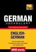 T&p English-German Vocabulary 9000 Words