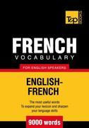 T&amp;P English-French vocabulary 9000 words