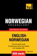 T&P English-Norwegian vocabulary 9000 words