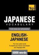 T&p English-Japanese Vocabulary 5000 Words