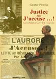 Justice oder J'accuse …!