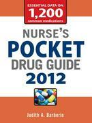 Nurse's Pocket Drug Guide 2012