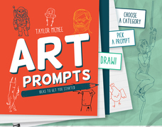 Artprompts: Choose a category, pick a prompt and draw!