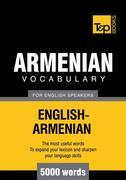 T&P English-Armenian vocabulary 5000 words