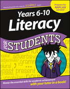 Years 6-10 Literacy For Students