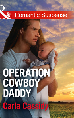 Operation Cowboy Daddy (Mills & Boon Romantic Suspense) (Cowboys of Holiday Ranch, Book 5)