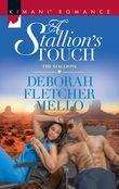 A Stallion's Touch (Mills & Boon Kimani) (The Stallions, Book 9)