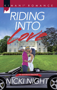 Riding Into Love (Mills & Boon Kimani) (The Barrington Brothers, Book 3)