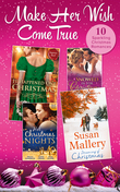 Make Her Wish Come True Collection (Mills & Boon e-Book Collections)