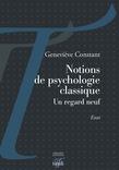 Notions de psychologie classique