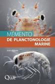 Mémento de planctonologie marine