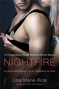 Nightfire: A Protectors Novel: Marine Force Recon