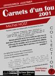 Carnets d'un fou 2001