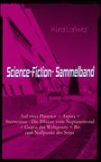 Science-Fiction- Sammelband: Auf zwei Planeten + Aspira + Sternentau - Die Pflanze vom Neptunsmond + Gegen das Weltgesetz + Bis zum Nullpunkt des Seins