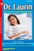 Dr. Laurin 115 - Arztroman