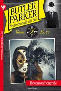 Butler Parker 77 - Kriminalroman
