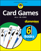 Card Games All-In-One For Dummies