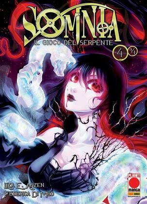 Somnia. Il gioco del serpente 4 (Manga)