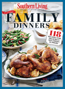 SOUTHERN LIVING Classic Family Dinners: 118 Recipes for Delicious Southern Suppers