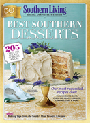 SOUTHERN LIVING Best Southern Desserts: 205 Cakes, Pies, Cookies, Cobblers & More