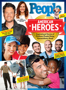 PEOPLE American Heroes: Inspirational Stories of Ordinary People Doing Extraordinary Good