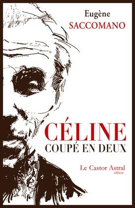 Céline coupé en deux