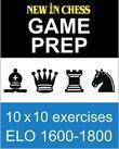 New In Chess Gameprep Elo 1600-1800
