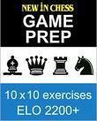 New In Chess Gameprep Elo 2200+