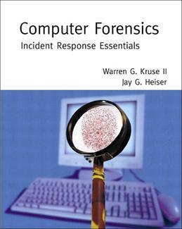 Computer Forensics: Incident Response Essentials