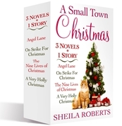 A Small Town Christmas, 3 novels and 1 Story