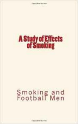 A Study of Effects of Smoking