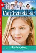 Kurfürstenklinik 22 - Arztroman