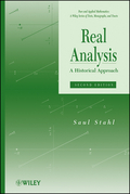 Real Analysis: A Historical Approach