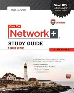 CompTIA Network+ Study Guide Authorized Courseware: Exam N10-005