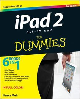 iPad 2 All-in-One For Dummies