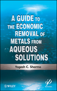 A Guide to the Economic Removal of Metals from Aqueous Solutions