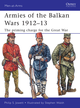 Armies of the Balkan Wars 1912Â?13