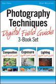 Photography Techniques Digital Field Guide 3-Book Set