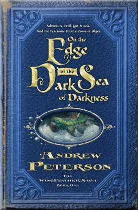 On the Edge of the Dark Sea of Darkness: Adventure. Peril. Lost Jewels. And the Fearsome Toothy Cows of Skree.
