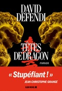 Têtes de dragon
