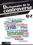 Dictionnaire de la controverse, Volume 4
