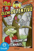 Olchi-Detektive. Aufruhr im Affenhaus