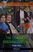 Émile Zola: The Complete Rougon-Macquart Cycle (Book House)